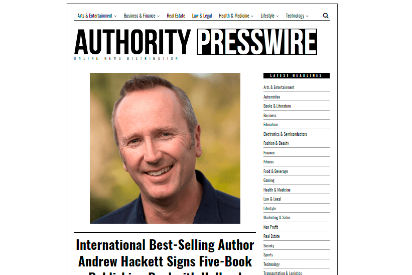 Authority Presswire