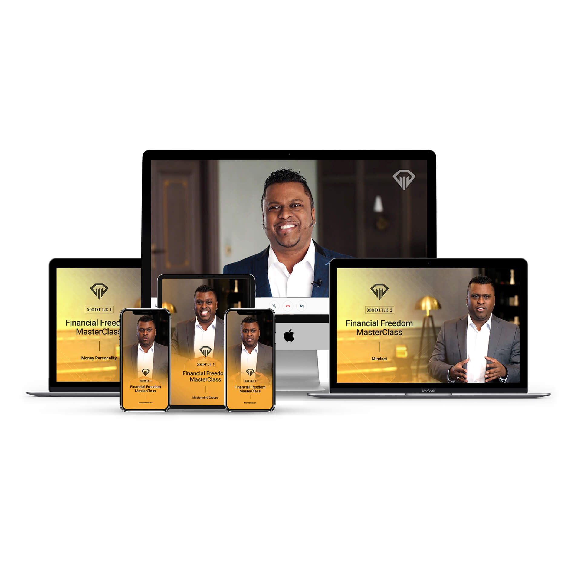 5 lessons + screen Raj Premium 1920x1920