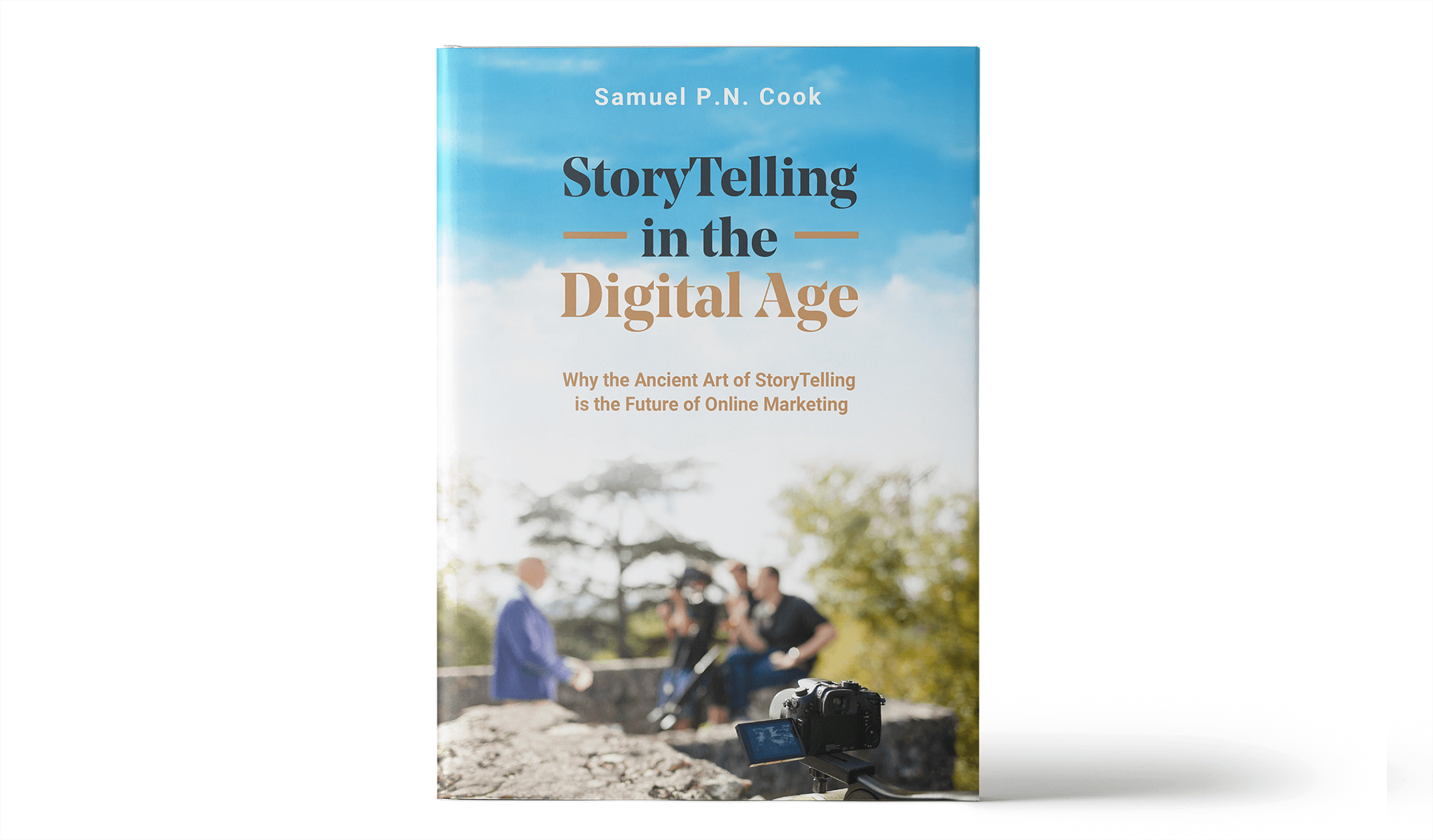 StoryTelling in the Digital Age Book | V. 12
