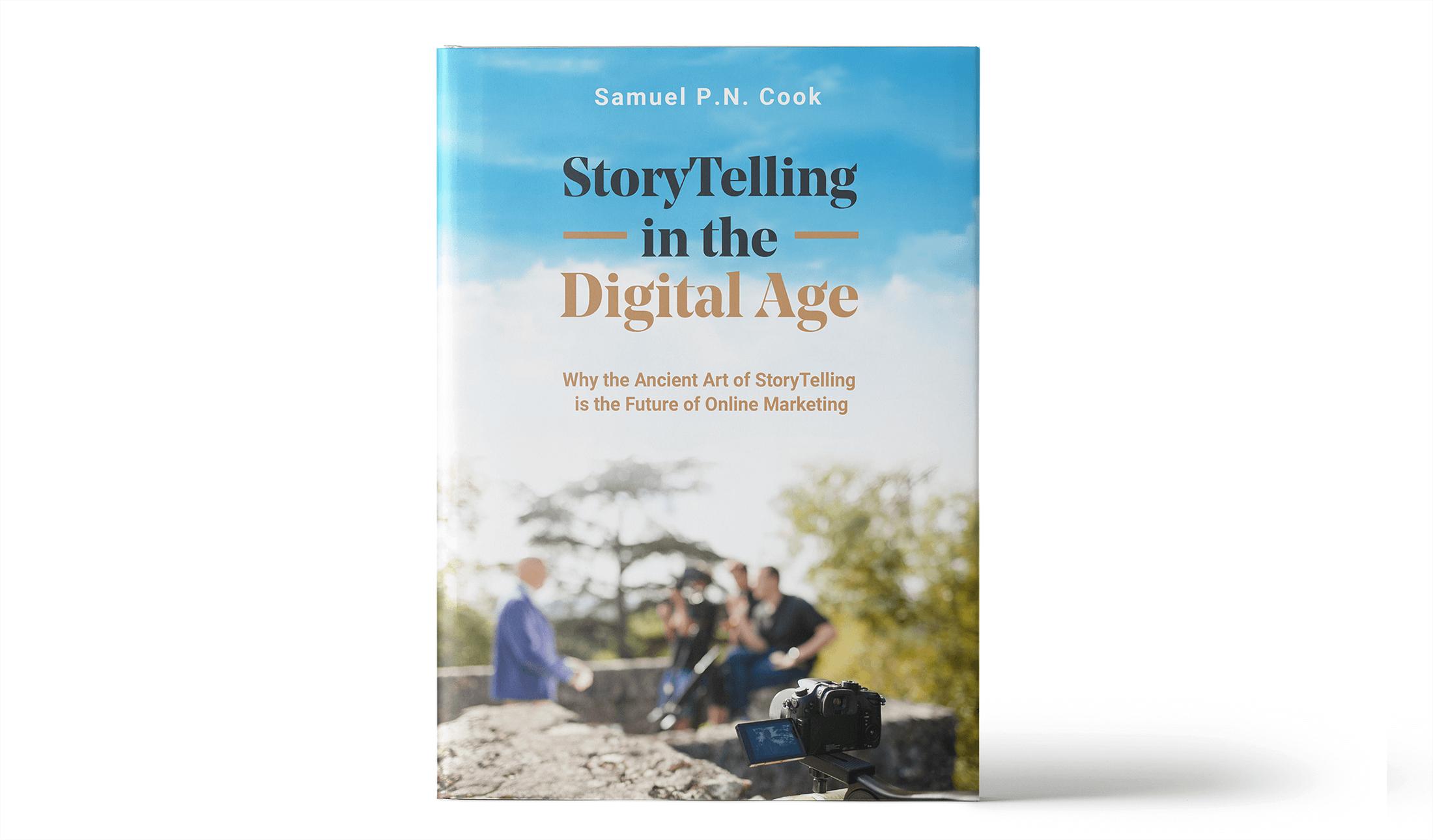 StoryTelling in the Digital Age Book | V. 12