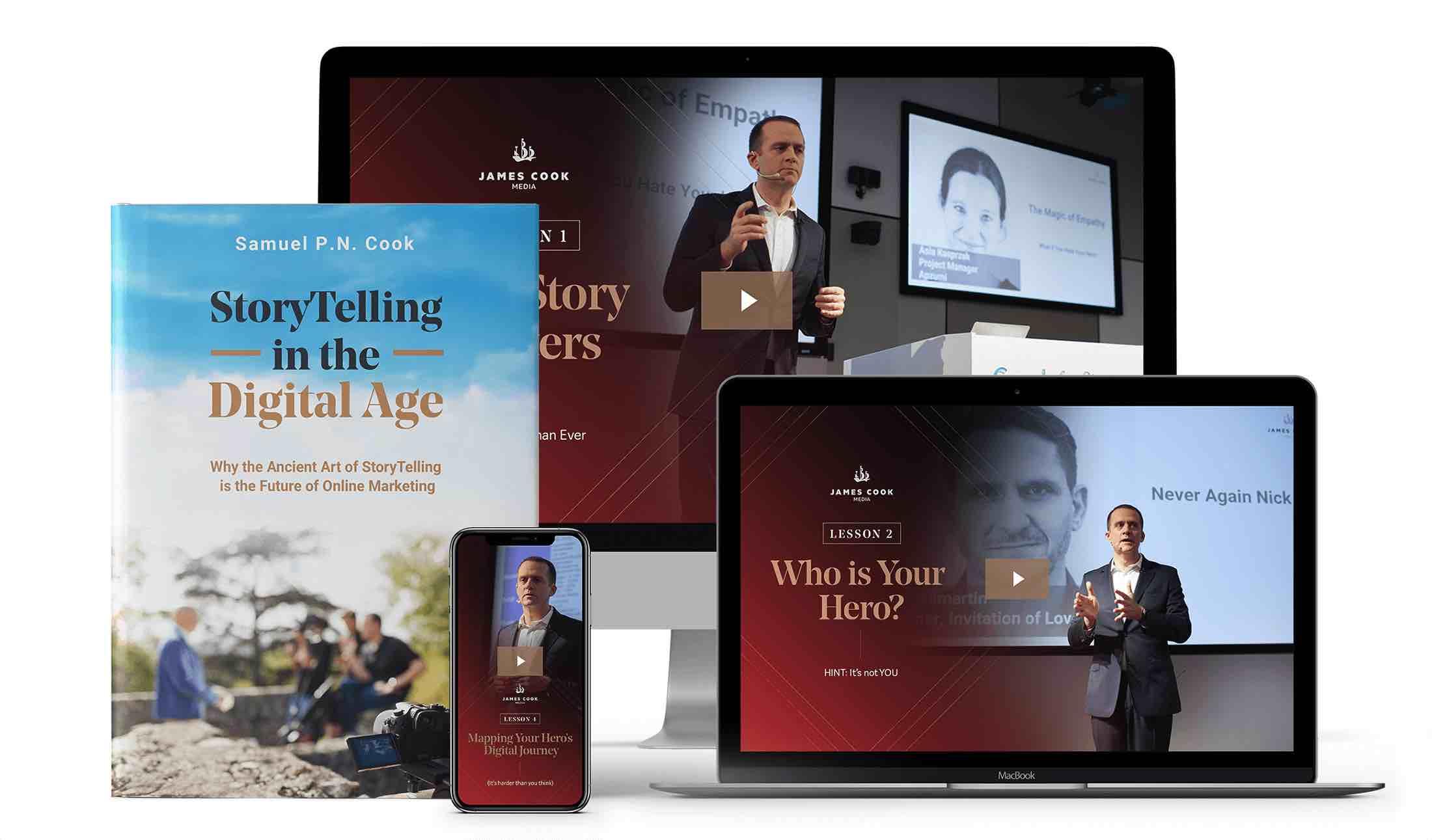 Book + MasterClass V12