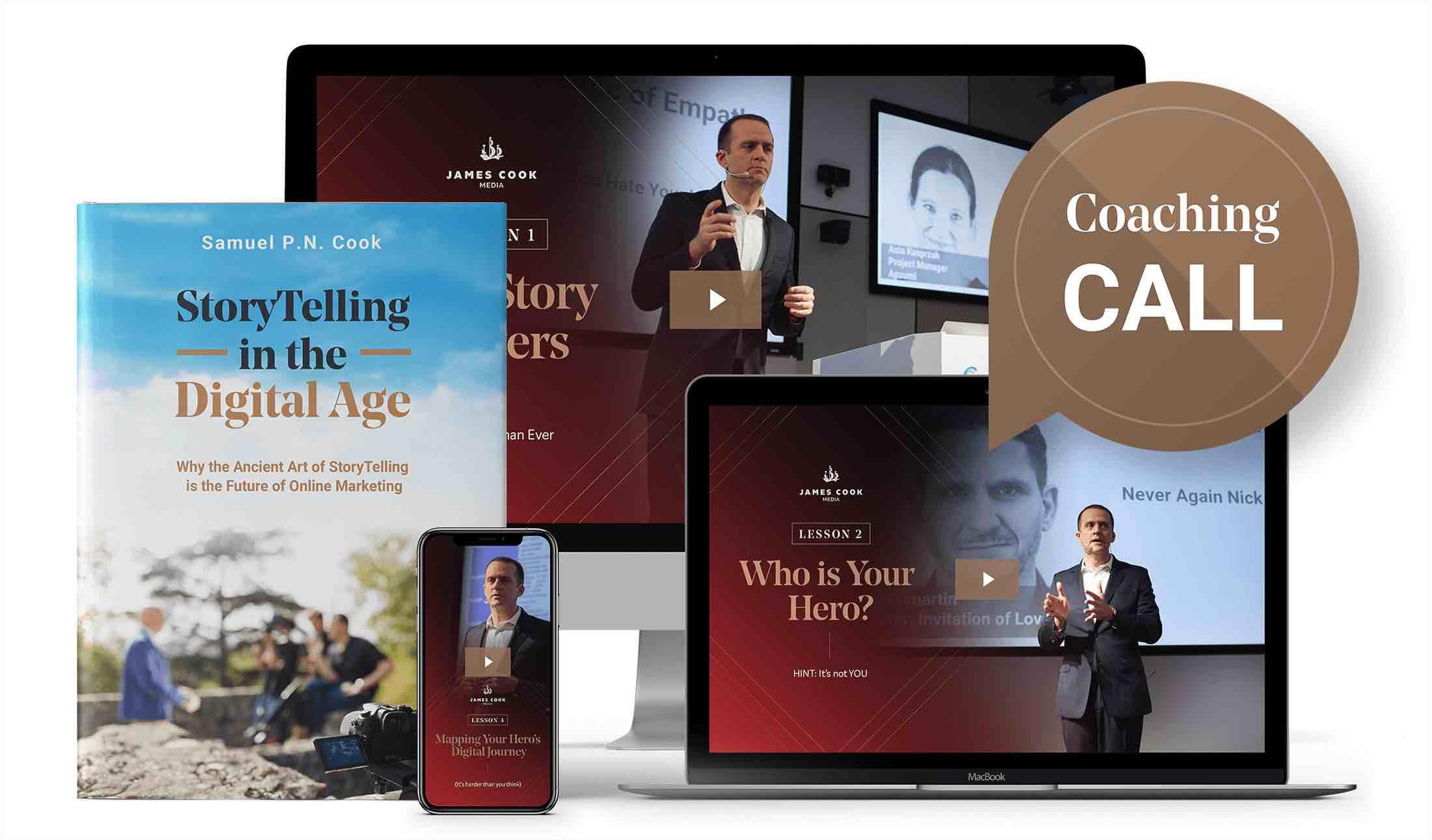 Book + Premium MasterClass