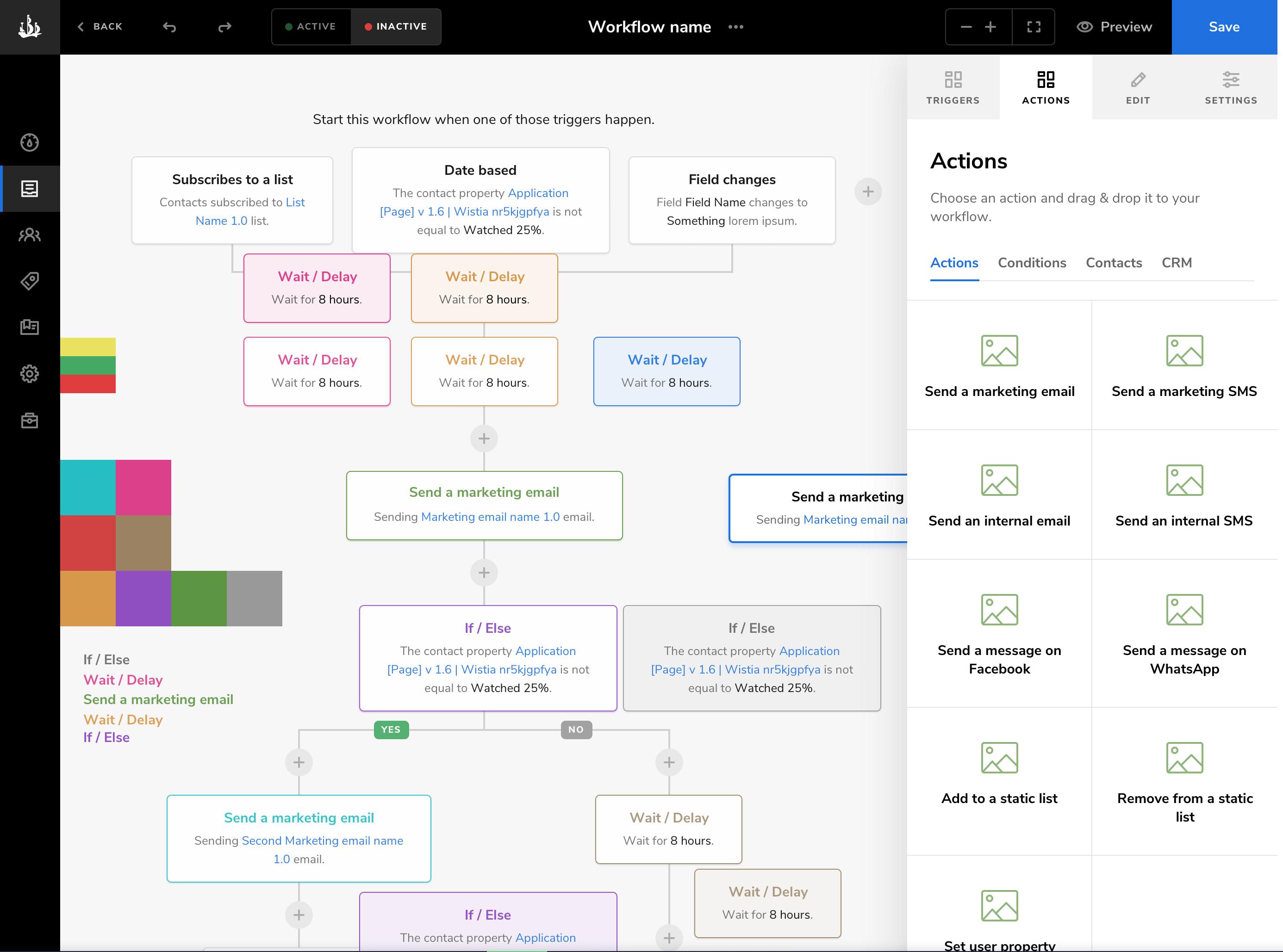 StoryFunnel Workflows