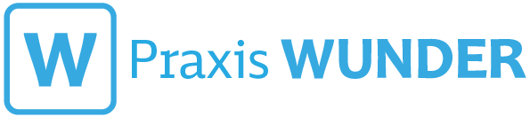 Praxis Wunder Logo lang