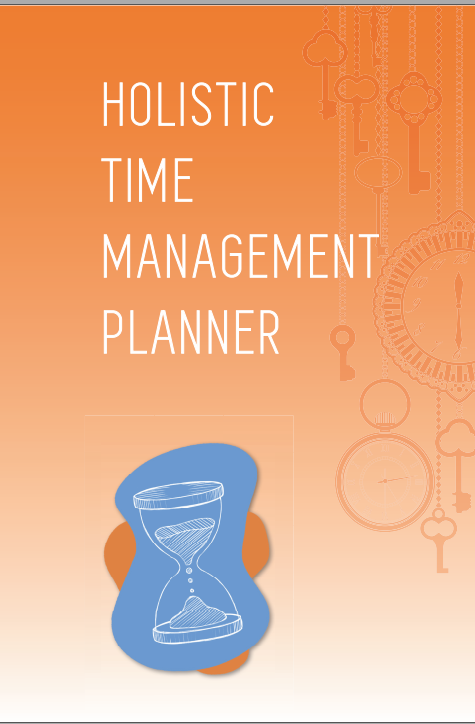 Cover (cropped) of HTM planner