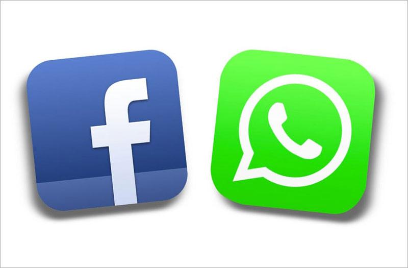 Image WhatsApp & Facebook Social