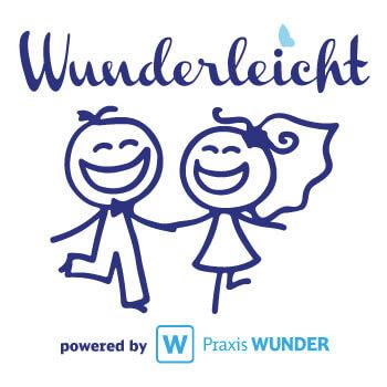 Logo Wunderleicht-Sujet powered-by