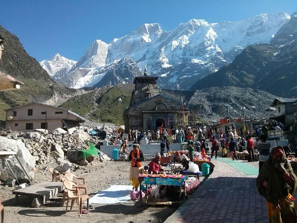 Kedarnath Himalayas