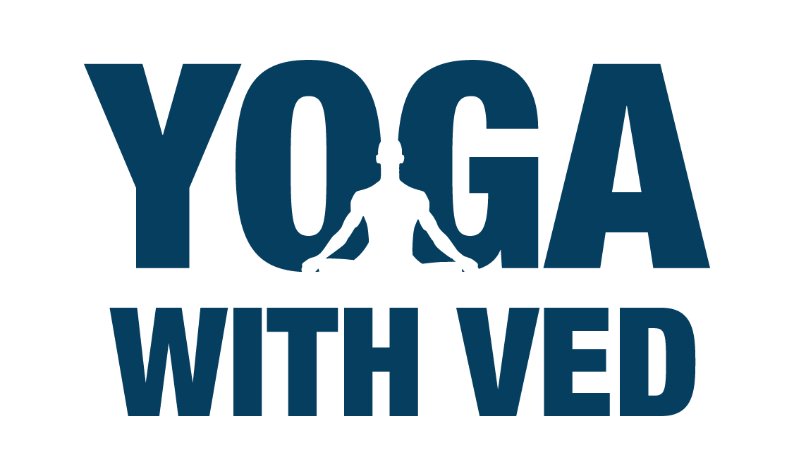 Yoga with Ved logo