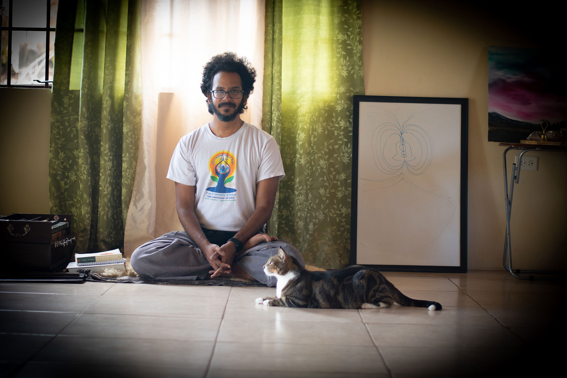 ved and bobo meditation